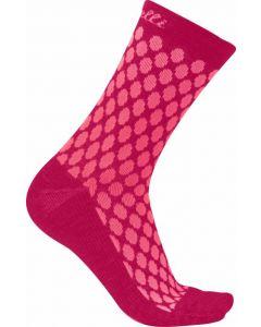 Castelli Sfida 13 dames fietssokken-Brilliant Roze-L/XL