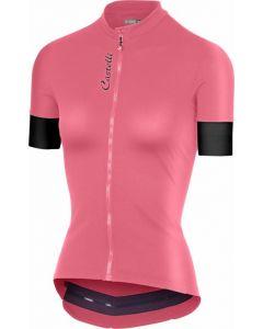 Castelli Anima 2 dames wielershirt korte mouw