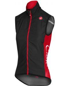 Castelli Pro Light Wind dames wielervest mouwloos