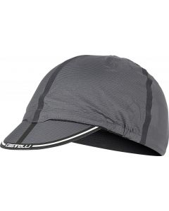 Castelli Ros Cycling cap-Antraciet