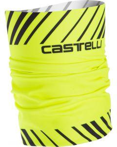Castelli Arrivo 3 Thermo Head nekwarmer-Fluorgeel-Uni