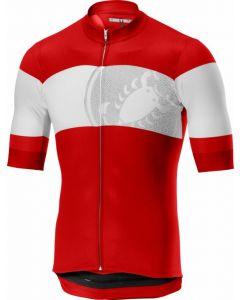 Castelli Ruota wielershirt korte mouw