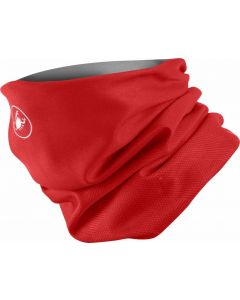 Castelli Pro Thermal nekwarmer-Rood