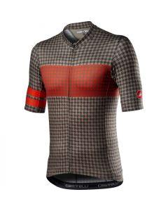 Castelli Maison wielershirt korte mouw