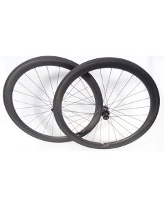 DT Swiss 350 Straightpull Personalized Full carbon clincher wielset 50mm