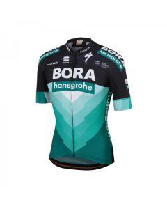 Sportful Bora Hansgrohe Bodyfit Team wielershirt korte mouw