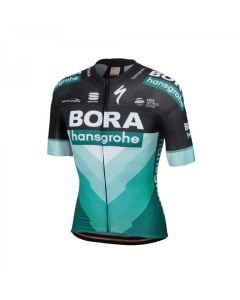 Sportful Bora Hansgrohe Bodyfit Pro Light wielershirt korte mouw