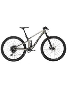 Trek Top Fuel 9.7-Metallic gunmetal-Dnister black-M