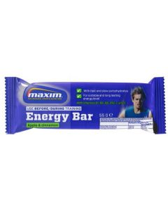 Maxim Energy Bar energiereep-Apple/Cinnamon/55gr