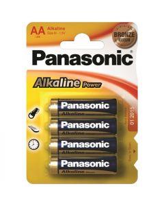 Panasonic AA batterij (4st)