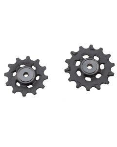 SRAM XX1/X01 Eagle ceramische 12sp derailleurwieltjes-Zwart