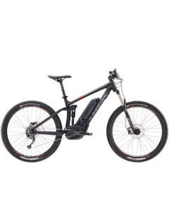 Trek Powerfly 5 FS-18.5-Zwart