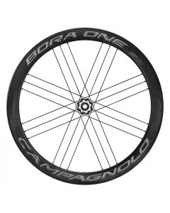Campagnolo Bora One 50 disc TX12 wielset-Dark label