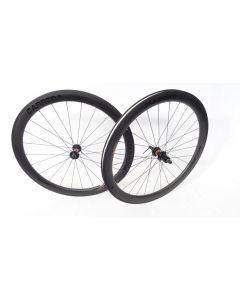 DT Swiss 240S Personalized Full carbon clincher wielset 50mm