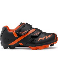 Northwave Hammer 2 Junior mountainbikeschoenen-Rood-38