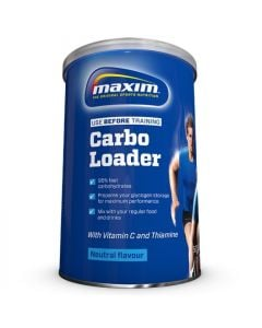 Maxim Carbo Loader energiedrank