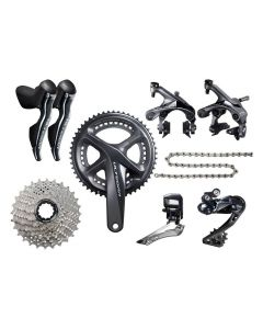 Afmontage Shimano Ultegra Di2 R8050