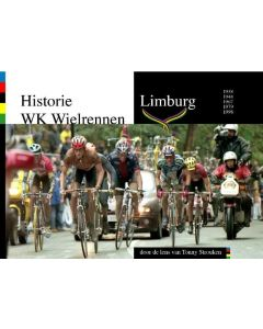 """Boek """"Historie WK Wielrennen Limburg"""""""