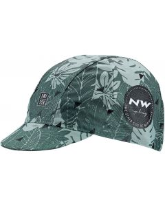 Northwave Switch Floreal cap-Green forrest