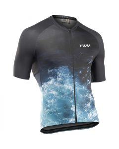 Northwave Water wielershirt korte mouw