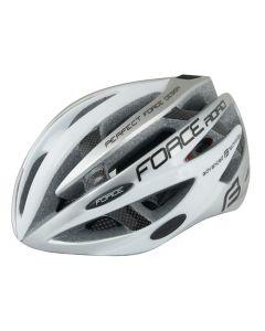 Force Road fietshelm-Grijs-S/M