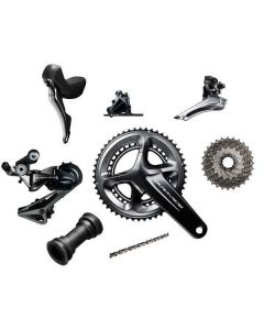 Afmontage Shimano Dura Ace disc R9120