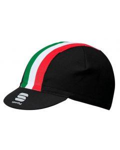 Sportful Italia cap-Zwart