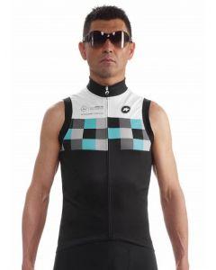 Assos NS.worksteamJersey Evo8 wielershirt mouwloos