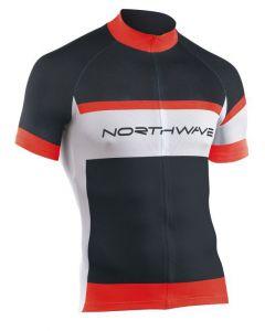 Northwave Logo wielershirt korte mouw