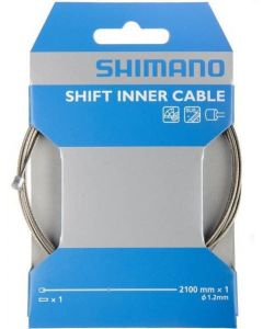 Shimano derailleur RVS binnenkabel