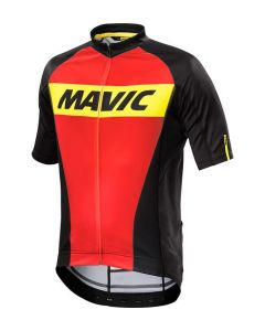 Mavic Cosmic wielershirt korte mouw