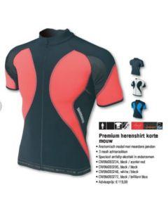 Shimano Premium wielershirt korte mouw