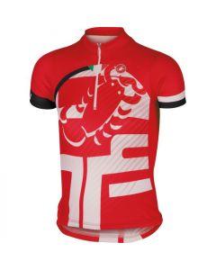 Castelli Veleno kinder wielershirt korte mouw