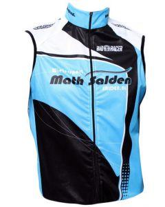 Bioracer Team Salden Prof Bodyfit Windblock wielervest mouwloos