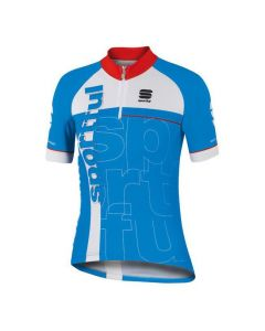 Sportful Squadra kinder wielershirt korte mouw