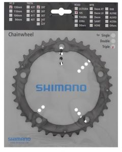 Shimano FC5703 105 Triple kettingblad-10sp