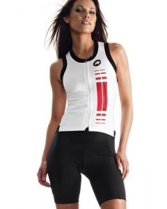 Assos nS.superLeggera dames wielershirt mouwloos