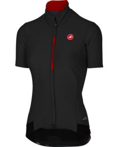 Castelli Gabba 2 dames wielershirt korte mouw-Zwart-L