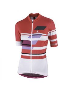 Nalini Dolomiti dames wielershirt korte mouw