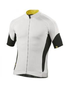 Mavic Infinity wielershirt korte mouw-Wit