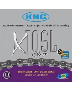 KMC X10SL Super Light 10sp ketting