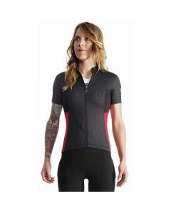 Assos ss.rallytrekking Evo7 dames wielershirt korte mouw + NS.Skinfoil summer S7 ondershirt