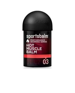 Sportsbalm Performance Warming Hot Muscle balm-150ml