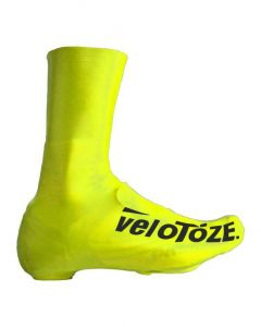 VeloTóze Tall overschoenen-Fluorgeel-L