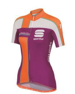 Sportful Gruppetto Dames Shirt Korte Mouw