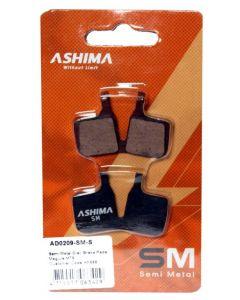 Ashima Magura Marta MT5 AD0209-SM schijfremblokken