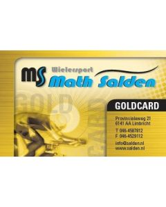 Math Salden Goldcard