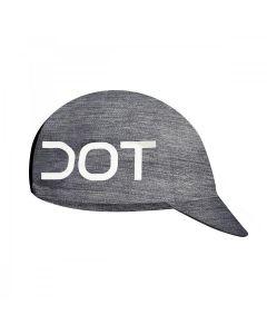 Dotout Team cap-Melange donkergrijs