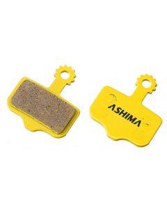 Ashima Avid Elixir AD0704-CE ceramische schijfremblokken-Geel
