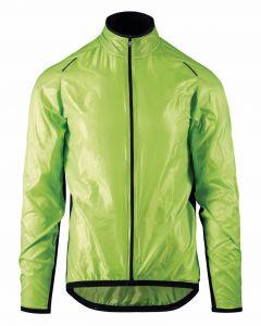 Assos sJ.blitzJacket Mille GT windjack-Visibility green-L